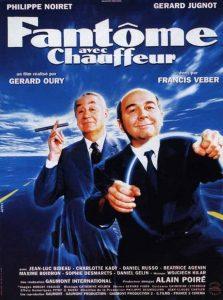 """Affiche du film """"Fantôme avec chauffeur"""""""
