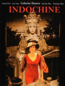 """Affiche du film """"Indochine"""""""