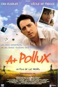 """Affiche du film """"A+ Pollux"""""""
