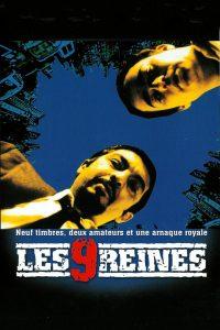 "Affiche du film ""Les Neuf Reines"""
