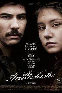"""Affiche du film """"Les Anarchistes"""""""