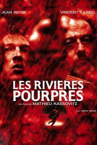 """Affiche du film """"Les Rivières pourpres"""""""