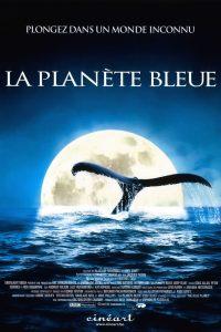 """Affiche du film """"La Planète bleue"""""""
