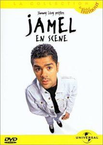"""Affiche du film """"Jamel Debbouze - Jamel en scène"""""""