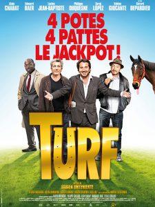 "Affiche du film ""Turf"""