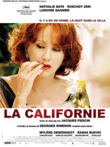 "Affiche du film ""La Californie"""