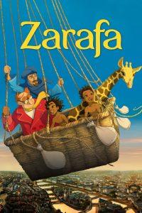 "Affiche du film ""Zarafa"""