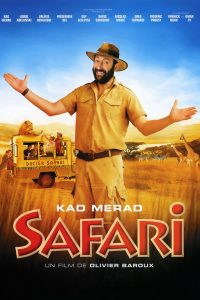 "Affiche du film ""Safari"""