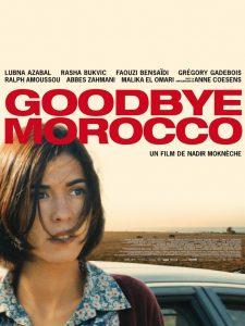 "Affiche du film ""Goodbye Morocco"""