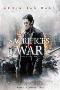 """Affiche du film """"Sacrifices de guerre"""""""