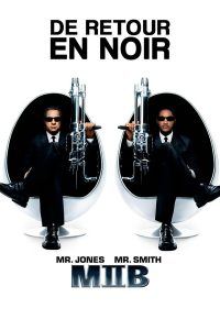 "Affiche du film ""Men in Black II"""