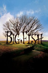"Affiche du film ""Big Fish"""