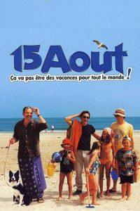 "Affiche du film ""15 août"""
