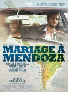 """Affiche du film """"Mariage à Mendoza"""""""