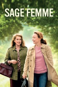 """Affiche du film """"Sage femme"""""""