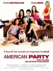 """Affiche du film """"American Party"""""""