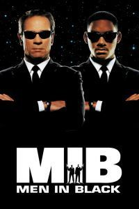 "Affiche du film ""Men in Black"""