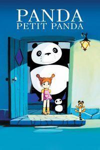 "Affiche du film ""Panda Petit Panda"""
