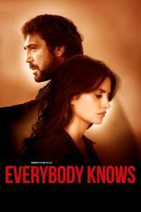 "Affiche du film ""Everybody Knows"""