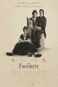 """Affiche du film """"La Favorite"""""""