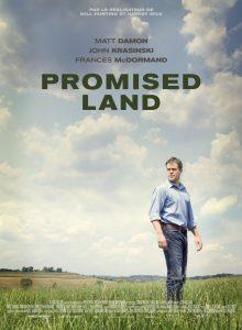 """Affiche du film """"Promised Land"""""""