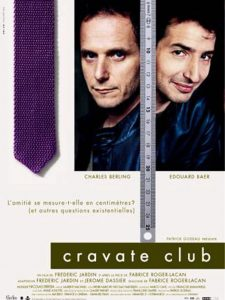 "Affiche du film ""Cravate club"""