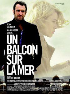 """Affiche du film """"Un balcon sur la mer"""""""