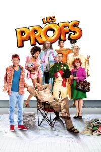 """Affiche du film """"Les Profs"""""""