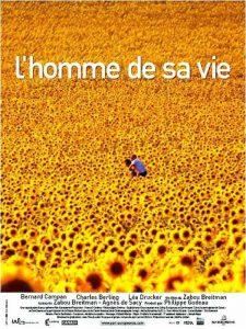 """Affiche du film """"L'homme de sa vie"""""""