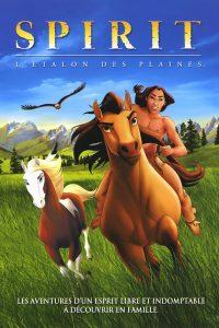 """Affiche du film """"Spirit : L'Étalon des plaines"""""""