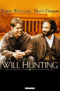 "Affiche du film ""Will Hunting"""
