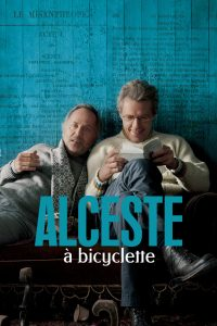 """Affiche du film """"Alceste à bicyclette"""""""
