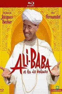 """Affiche du film """"Ali Baba et les quarante voleurs"""""""