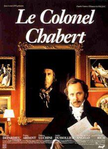 """Affiche du film """"Le colonel Chabert"""""""