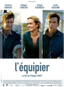 """Affiche du film """"L'Équipier"""""""