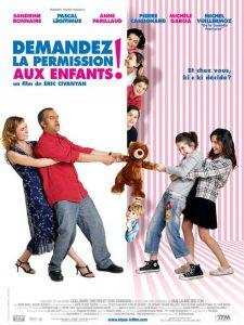 """Affiche du film """"Demandez la permission aux enfants !"""""""