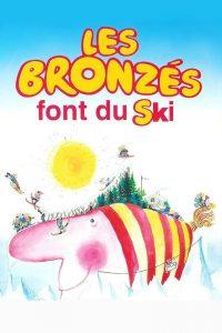 """Affiche du film """"Les Bronzés font du ski"""""""