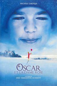 """Affiche du film """"Oscar et la dame Rose"""""""
