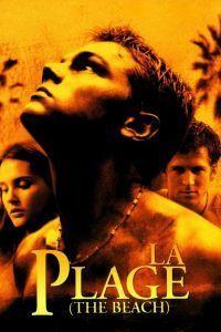 """Affiche du film """"La Plage"""""""