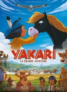 "Affiche du film ""Yakari : La grande aventure"""